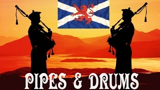 Outlawed Tunes on Outlawed Pipes ~ Braveheart ~ James Horner.