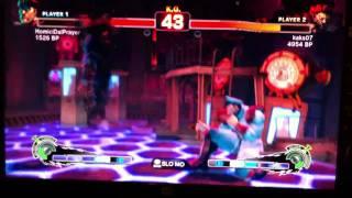 SSFIV Online: HomicDalPrayer (Bison) vs Kaks07 (Akuma)