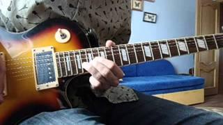 Guns'n'Roses (Slash) - November Rain solo cover