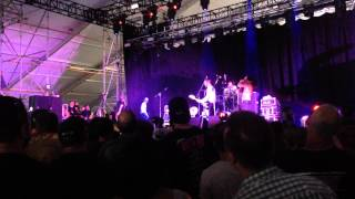 The Interrupters - Sound System Feat. Anty (The Bennies), Live @ Brisbane Soundwave 2015