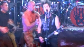 Static X - Cannibal - Live @ Piere's 8/25/2012, Ft. Wayne, Indiana