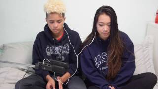 Sam Smith - Leave Your Lover   cover by Sarah Webber and Amanda Yang
