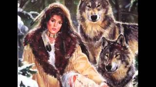 native american the song of wolf   YouTube