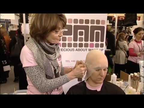 PAM Tutorials at IMATs 2012 - Bald Female