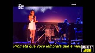 Lana Del Rey - Blue Jeans live at Super Bock Super Rock Festival legendado