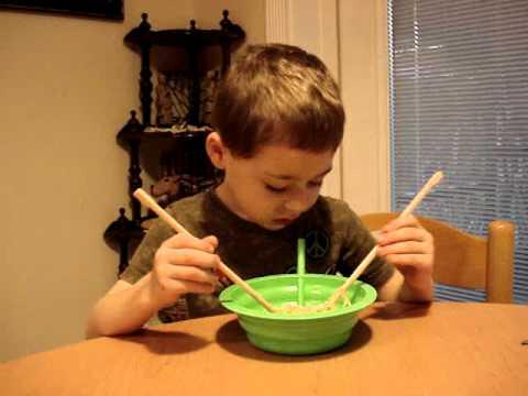 The noodle soup!.MPG