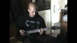 Daniel Landa - Na obzoru ani mrak ani lod (PPPranksterCZ's guitar cover)