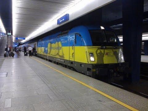 BWE Husarz Ukraina – Warszawa Centralna