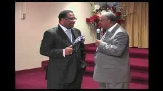 Pastor Marvin Jackson, Interview with Pastor Chester McIntyre, PeaceMakers, Founders 2013