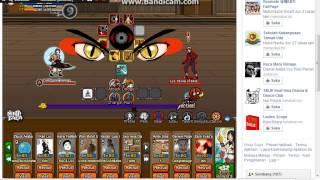 """Ninja Saga """"Road To Ninja Tutor"""" Sage Mode Skill!"""