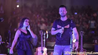 ATIF ASLAM - NEHA KAKKAR LIVE IN HOUSTON (2018)
