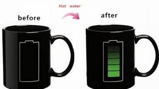How to make a Temperature Mug / MAGIC MUG
