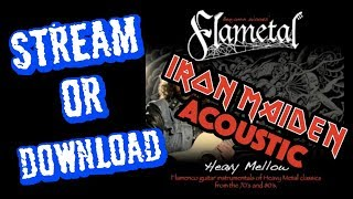 "FLAMETAL ""Aces High"" Iron Maiden (ASCAP)"