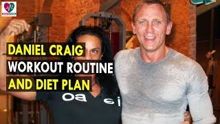 Daniel Craig Workout Routine & Diet Plan || Health Sutra - Best Health Tips