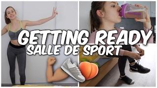 🍍  Getting ready⎟salle de sport