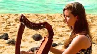 Harp music- Kokomo by the Beach Boys- Cover by Elizabeth Joy