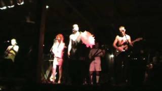 UFOROCKBAND - POLLON (Live@La Spiaggetta)