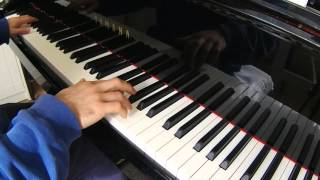 Gymnopédie no.3 (Grand Piano), by Erik Satie (1866-1925) composed in 1888