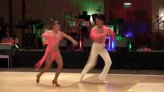 David and Paulina - 2013 San Francisco Salsa Festival - Saturday