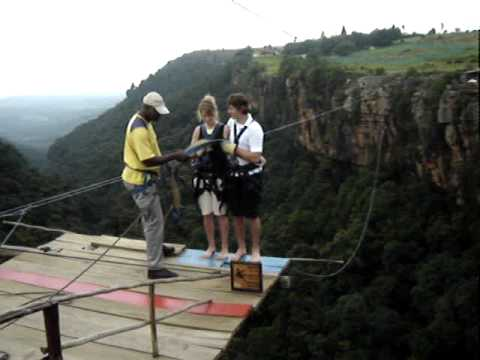 Big Swing, Graskop, South Africa