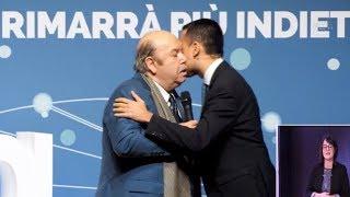 """""""Lino Banfi all'Unesco"""", l'annuncio a sorpresa di Luigi Di Maio"""