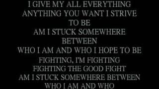 Creed - Good Fight + LYRICS