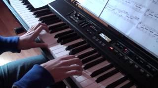 Ludovico Einaudi - Una Mattina (Intouchables OST) piano cover