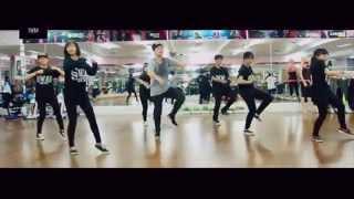 Uptown Funk @ Choreography Cheeb Ngô   SWAG DANCE CREW 2015