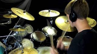 Aiden - Linkin Park - IN MY REMAINS (Drum Cover)