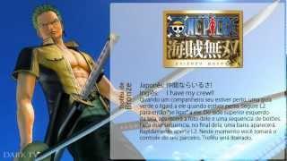 One Piece Kaizoku Musou 仲間ならいるさ! Trophy (I have my crew!!)