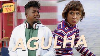 Violeta tem medo de AGULHA? | A Vila | Nova Temporada | Humor Multishow