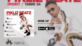 Pikliz Beatz - Wine Up Feat. Zoenas - Lil Tiff - Puggy Datt