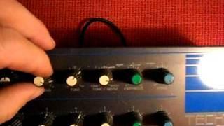 Tama Techstar TS202 Electronic voice module