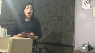 Ana Gabriel - Sin Tu Amor (Cover) por Nancy Guevara