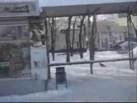 25.01.2011 Zaporizhzhya.Ukraine.24-25.01.2011.Snow.wmv