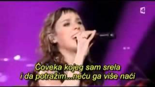 Zaz - La Foule  (Serbian Translation)