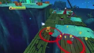 Spongebob Squarepants Plankton's Robotic Revenge - Gameplay - Patty! (HD)