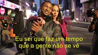 Usher feat Alicia Keys My boo Legendado