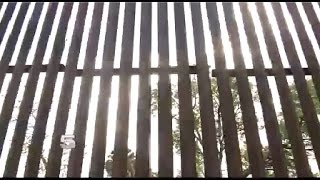 Valley Woman Questions Border Wall's Effectiveness