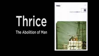 Thrice - The Abolition of Man (Cover)