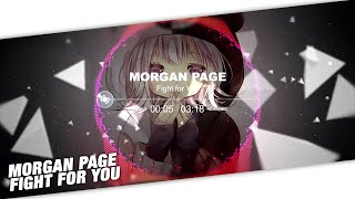 Nightcore - Morgan Page - Fight for You [4K]