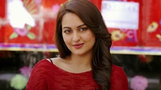 The Most Romantic Scenes of Sonakshi Sinha !!! width=