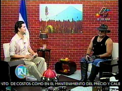 Balo en Canal 4 Nacional