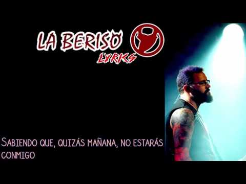 ingrata de la beriso Letra y Video