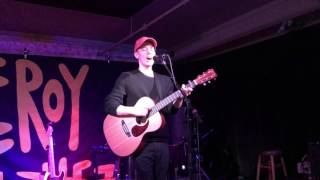 "Leroy Sanchez - ""Dear No One"" (COVER) VIP Man of The Year 2017 Live in Pontiac, MI"