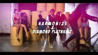 Harmonize Ft Diamond Platnumz - Kwangwaru (Behind The Scene Part 1) width=