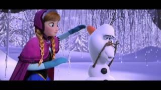 Ledové království - filmový trailer