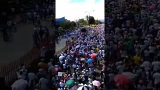 Buenaventura marcha, paro civico 20/ 05/2017 por un mismo sentir NO MÁS MENTIRAS A MI PUEBLO