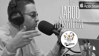 JAROD - #LaSauce: Freestyle Live sur OKLM Radio