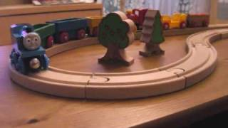 Stop Motion Thomas and Friends  Part 1/2  (36)